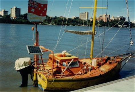 small sailing boats for sale brisbane bill s log upwind in small sailing cruisers