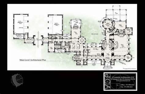 20000 Square Foot House Plans J Costantin Architecture Colts Neck Nj Architect Jca Floor Plans