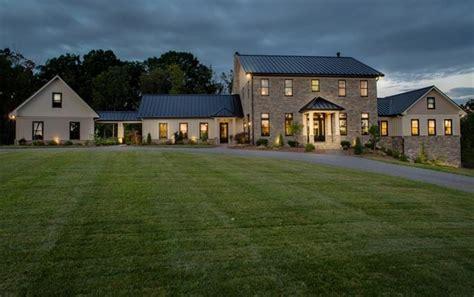 $3.9 Million Newly Built Contemporary Farmhouse Style