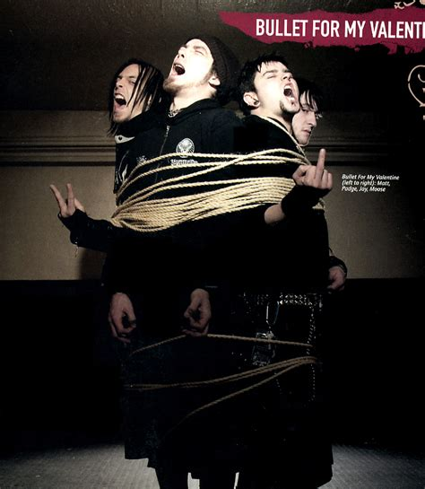 bullet for my 2006 magazine scans bullet for my photo 19258172
