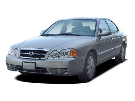 2004 Kia Optima Motor 2004 Kia Optima Reviews And Rating Motor Trend