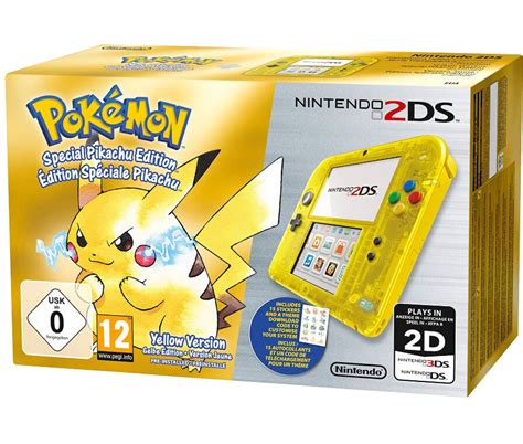 2ds best price best price nintendo 2ds special edition pikachu