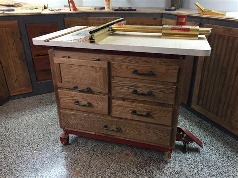 Incra Jig Router Cabinet By Jerry Ihnen Lumberjocks