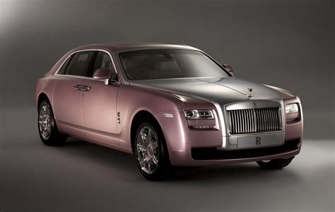 rose gold rolls 2012 rolls royce ghost matte black and rose quartz cars