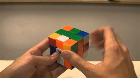 3x3 rubik s cube tutorial how to solve first two layers of 3x3 rubik s cube