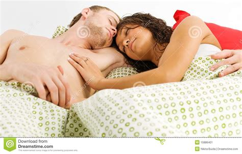 couple sleeping together couple sleeping in the bed stock image image 15886401