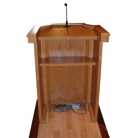 lectern woodworking plans 23 best images about podium on oak diy