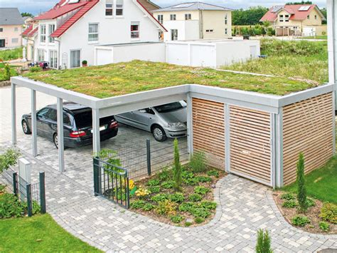 doppelcarport bauen doppelcarport die preiswerte garagen alternative bauen de