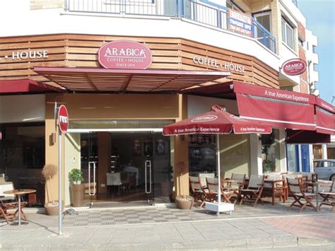 arabica coffee house exterior picture of arabica coffee house paphos paphos tripadvisor