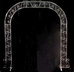 Wedding Arch Rental Grand Rapids Mi by Arch Extension Pewter 24 Inch Rentals Grand Mi