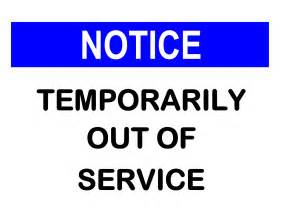 free templates for signs out of order sign freewordtemplates net