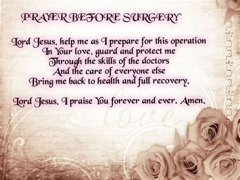 words of comfort after surgery 20 short but effective prayers for surgery nursebuff