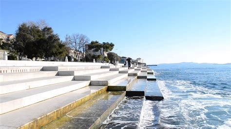 sea organ croatia zadar sea organ youtube