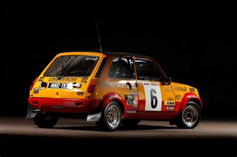 renault 5 rally renault 5 alpine