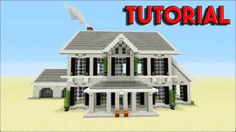 How To Build A House by Minecraft Tutorial How To Build A Suburban House Top