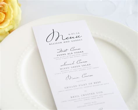 Wedding Font Simple by Simple Font On Wedding Menu Forum Dafont
