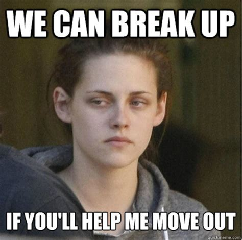 Funny Breakup Memes - break up meme www imgkid com the image kid has it