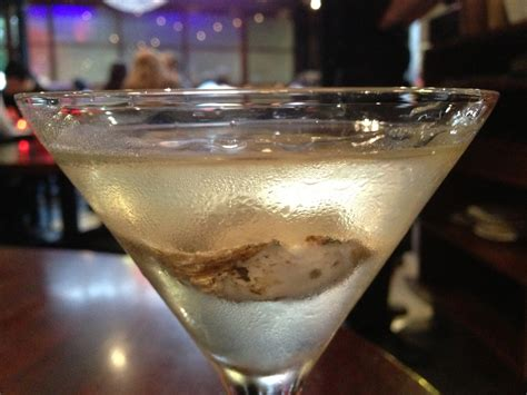 martini oyster when alcohol and don t mix martini mandate