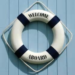 Welcome aboard life ring coastalhome co uk coastal living