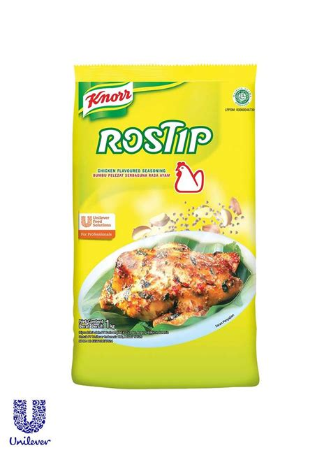 Knorr Bumbu Pelezat Rasa Ayam Rostip Bumbu Masak 1 Kg knorr bumbu pelezat rostip 61395 ayam pck 1kg