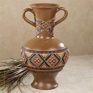 Decorative Table Vases Tribal Spirit Southwest Decorative Table Vase