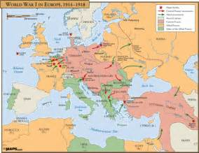 World War 1 Maps by Pics Photos Blank World War 1 Map Of Europe I11 Jpg