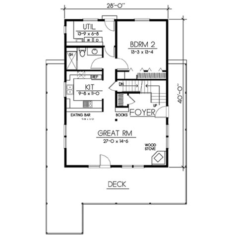 100 sq ft house plans traditional style house plan 2 beds 2 baths 1768 sq ft plan 100 457