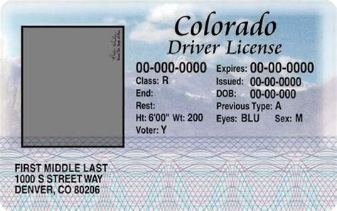 driving requirement colorado