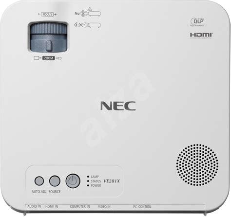 Projector Nec Ve281x nec ve281x projector alzashop