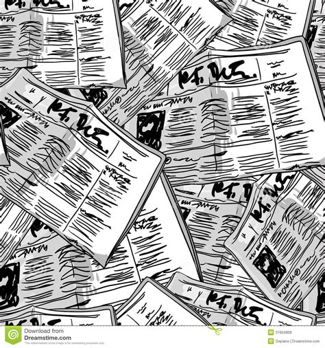royalty free newspaper pictures images and stock photos istock newspaper monochrome vintage seamless background royalty free stock images image 31604909