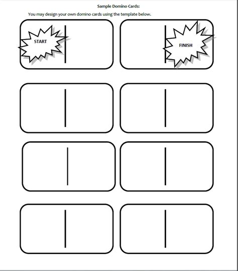printable domino cards a vocabulary game vocabulary dominoes receptive