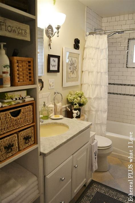 Small Country Bathroom Designs by Beautiful Small Cottage Bathroom 78 With A Lot More Home