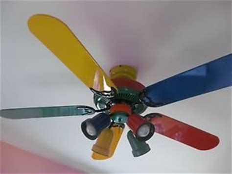 Multi Colored Ceiling Fans by Rainbow Color Ceiling Fan Related Keywords Rainbow Color