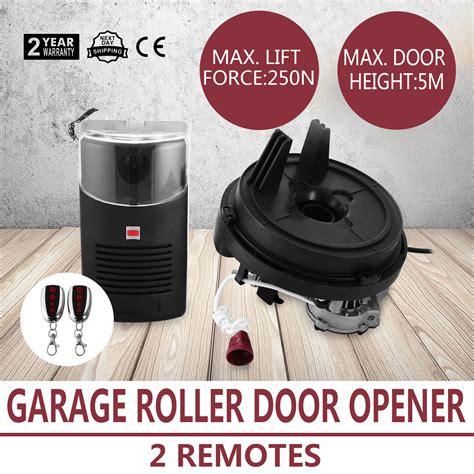 Roller Slim Care 188 automatic garage door opener motor electric retractable