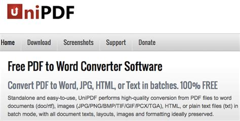 convert pdf to word for editing 6 useful tools for easy viewing and editing pdf files you