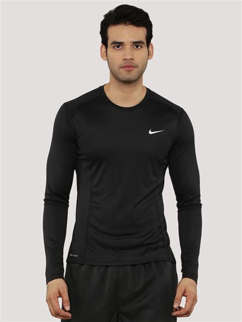 T Shirt Berak Nike buy nike dri fit t shirt for s black t shirts