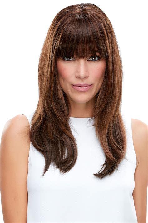 Human Hairclip 50cm 175gr easifringe human hair