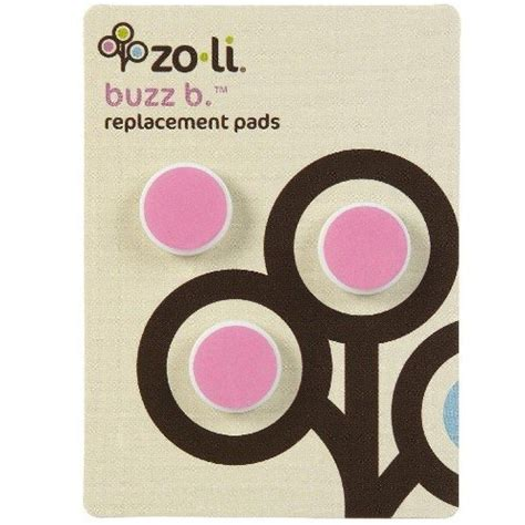 Sell Replacement Pads Zoli Buzz B Pink 0 3m Pink zoli buzz b baby nail trimmer replacement pads green 6 12 months 3 per set