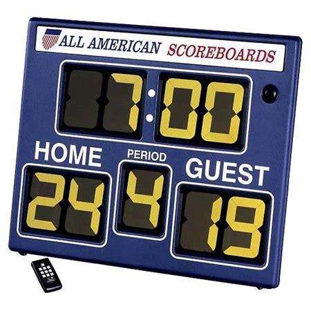backyard scoreboards outdoor portable scoreboard flaghouse