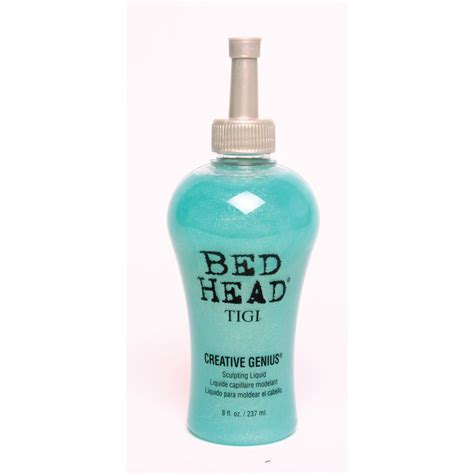 bed head hair gel tigi bed head creative genius sculpting liquid