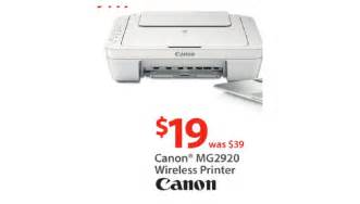 best tv black friday deals 2014 19 canon mg2920 wireless printer is selling now online at
