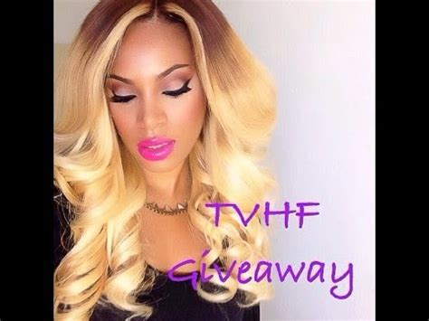 Virgin Hair Giveaway - the virgin hair fantasy giveaway close youtube