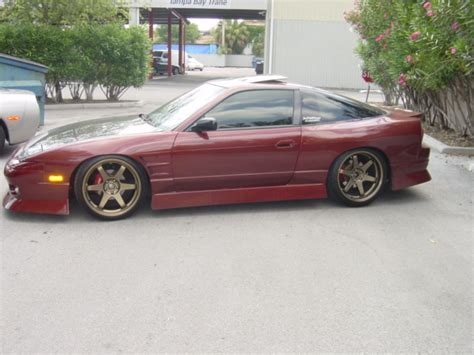 1990 nissan 240sx widebody for sale