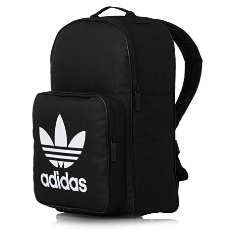 Original Nike Classic Line Bag 23l Black adidas originals backpacks adidas originals classic trefoil backpack black ebay