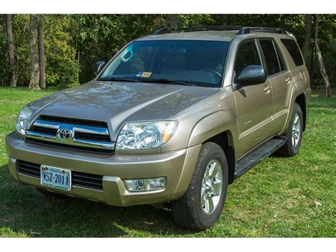 Used Toyota 4runner For Sale By Owner Used 2005 Toyota 4runner For Sale By Owner In Arlington