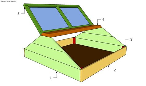 Cold Frame Plans Free Garden Plans How To Build Garden A Frame Building Plans Free
