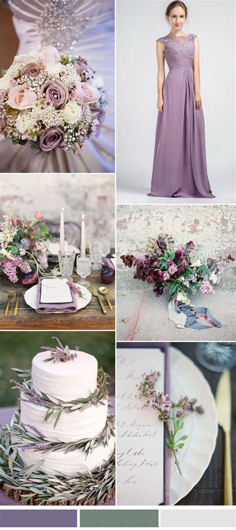 Lilac And Purple Wedding Decorations by 25 Lavender Wedding Colors Ideas On