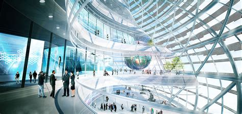 home design expo 2017 futuristic eco city breaks ground in kazakhstan for the