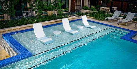 Pool Tanning Chairs Design Ideas Table Inground Pool 187 Inground Custom Pools