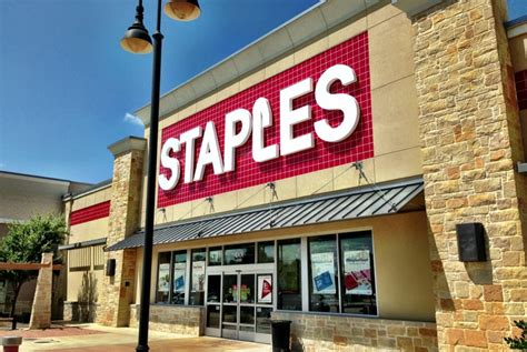 staples office equipment tx united states